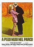 Pop Culture Graphics Poster Barefoot im Park, Robert