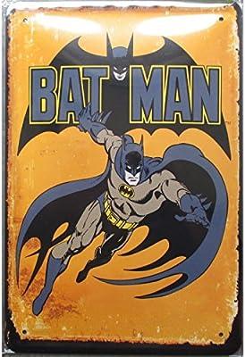 Toddrick - Cartel de murciélago de Estilo Vintage, Estilo Retro ...