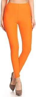 FUNGO Leggings Damen Lang Capri Bunte Leggins Yoga Damen Sporthose fd