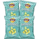 Lay's Poppables Sea Salt Perfectly Poppable Crispy Potato Bites Net Wt 5 Oz (4)