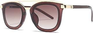 Sunglasses Men And Women Fashion Plastic Leopard Personality Sunglasses Trend Gradient Cat Red Glasses Classic Resin Wrap