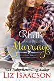 Rhett's Make-Believe Marriage: Christmas Brides for Billionaire Brothers (Seven Sons Ranch in Three Rivers Romance Book 1) (English Edition)