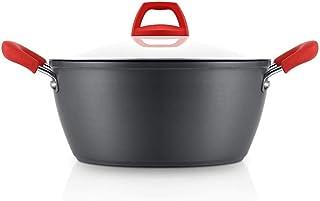 Stone soup pot binaural porridge hot milk induction cooker stew soup pot increase household