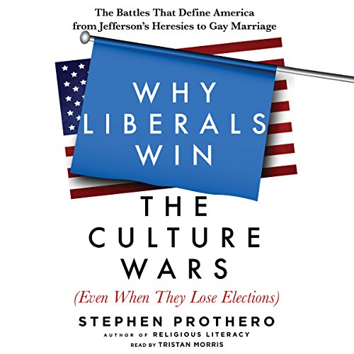 『Why Liberals Win the Culture Wars (Even When They Lose Elections)』のカバーアート