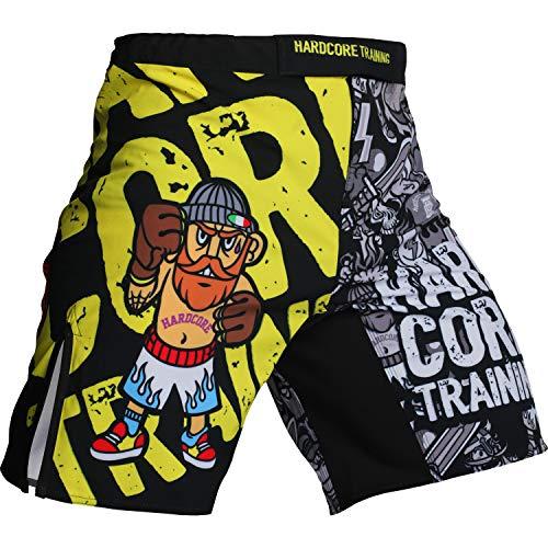 Shorts Hardcore Training Doodles-l Pantalones