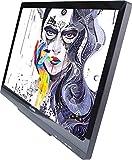 Huion® GT-220 Dessin Graphique Moniteur 21.5'' avec Stylet, Résolution Full HD (Argent)