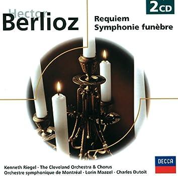 Berlioz: Requiem - Symphonie funèbre (Eloquence Set)