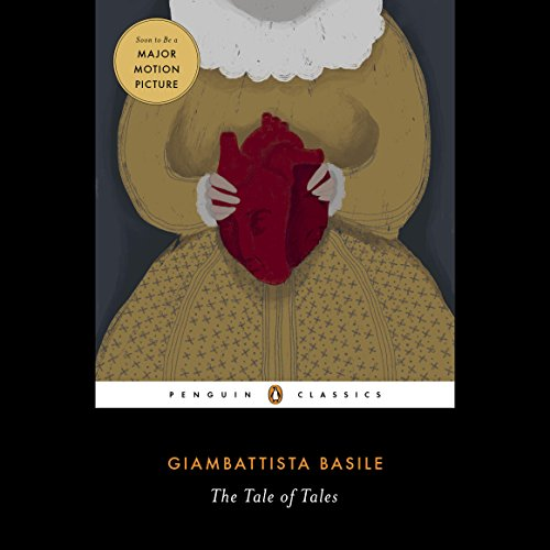 The Tale of Tales audiobook cover art