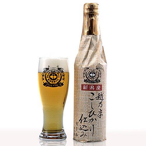 ビールクラフトビールスワンレイクビールこしひかり6本セット