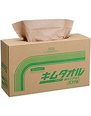 【ケース販売】 クレシア キムタオル ポップアップ シングル 150枚/ボックス ×4ボックス入 持ち運びに便利なボックスタイプのレギュラーサイズ 61420