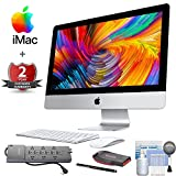 Apple_iMac 27 Inch Retina 5K Display Desktop Computer Advanced Bundle (MNE92LL/A -...