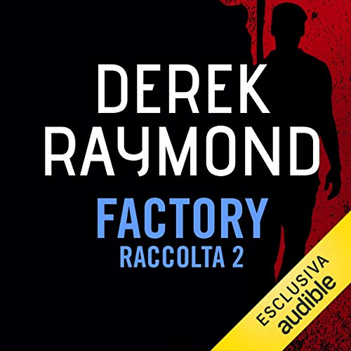 Factory - Raccolta 2 audiobook cover art