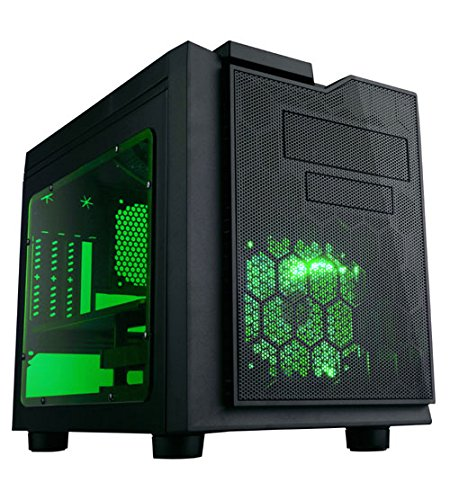 APEVIA X-QPACK3-WHT Micro ATX Cube...