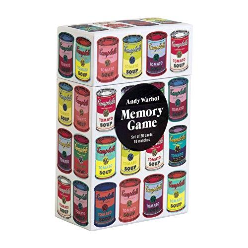 Andy Warhol Memory Game (Game)
