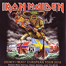 iron maiden sweden rock