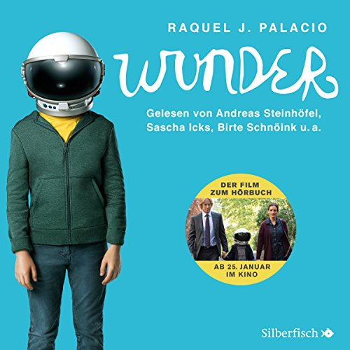 Wunder audiobook cover art