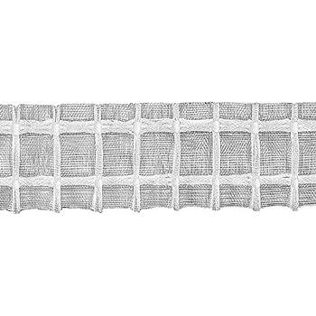 20 metros transparente universal//kräuselband 22 mm de ruther /& einenkel