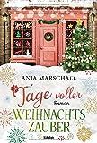 Tage voller Weihnachtszauber: Roman von Anja Marschall