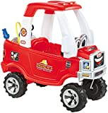 Little Tikes Cozy Fire Truck