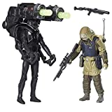 STAR WARS Rogue One - REBEL COMMANDO PAO & IMPERIAL DEATH TROOPER - Pack 2 figurines 10cm