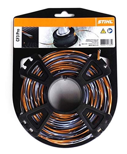 Stihl 9304303 Pro High Tech Nylon Line 2.4mm, 70m Mähfäden