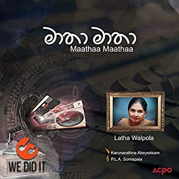 Maathaa Maathaa - Single