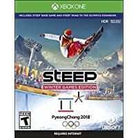 Steep Winter Games Edition for PlayStation 4 or Xbox One by Ubisoft