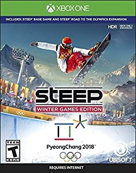 Steep Winter Games Edition Standard Edition for Xbox One