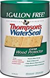 Thompson'S Waterseal Wood Protector 6 Gl Low Voc