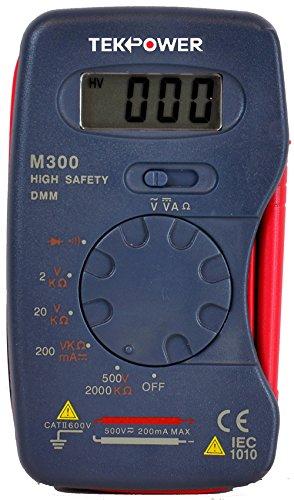 MASTECH Mini digital Pocket multimeter M300 13-Range