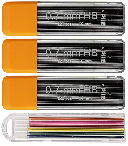 Bild Premium Mechanical Pencil Lead Refills (HB, 0.7 mm)
