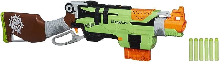 Nerf - Lanzadardos Slingfire Zombie (Hasbro A6563EU4)