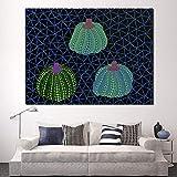 YuanMinglu Calabaza Arte de la Pared Lienzo Pintura Cartel de la Pared Cocina Sala de Estar decoración del hogar Imprimir Imagen sin Marco Pintura 60x75 cm