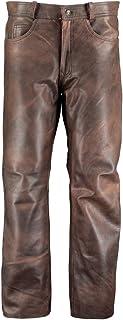 lo último b4809 8125b Amazon.es: pantalones cuero hombre