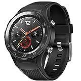HUAWEI Watch 2 Smartwatch Bluetooth, Cinturino in Carbonio, Ne