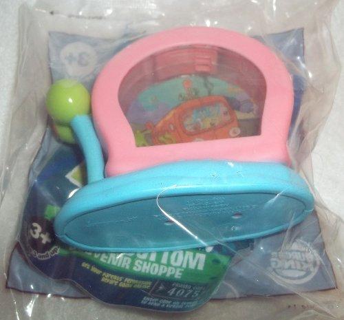 2011 Burger King Bikini Bottom Souvenir Shoppe - Spongebob Gary Globe