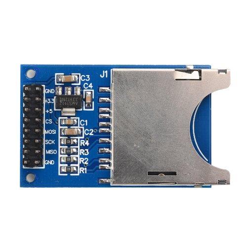 SunFounder SD Card Module Slot Socket Reader for Arduino R3 Mega 2560 Nano