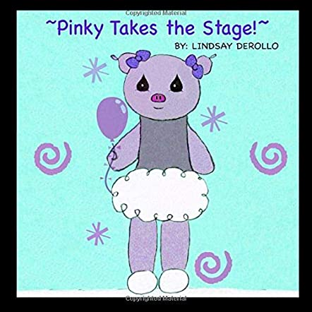 Pinky Takes the Stage!