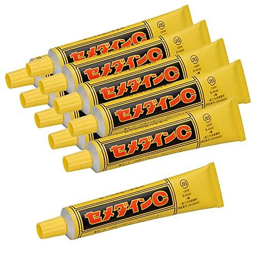セメダイン 工作用 接着剤 セメダインC 50ml CA-113 ×10個セット