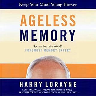 Ageless Memory audiobook cover art