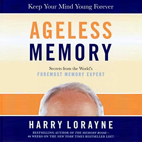 Ageless Memory audiobook cover art