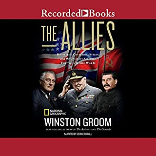 The Allies audiobook cover art