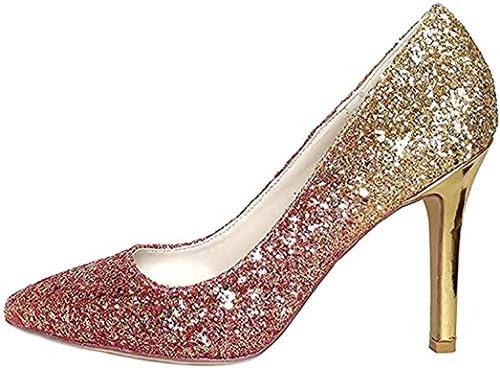 dark blue sparkly heels