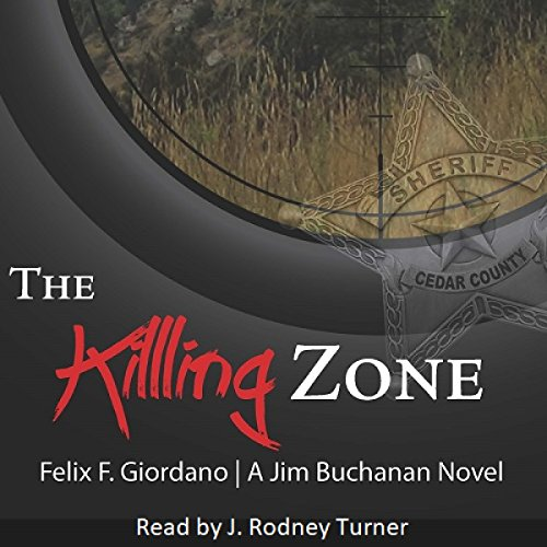 The Killing Zone  By  cover art