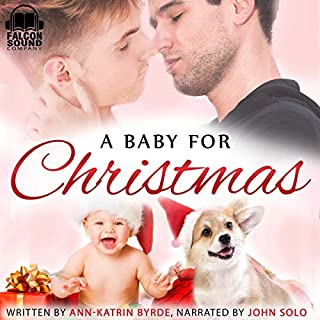 A Baby for Christmas cover art