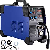 Mophorn MIG Welder 200 Amp MIG TIG Arc Welder 3 in 1 Welder Welding Machine 220V TIG Welder Lift ARC Welder MMA Stick IGBT DC Inverter Welder Digital Display Combo Welding Machine