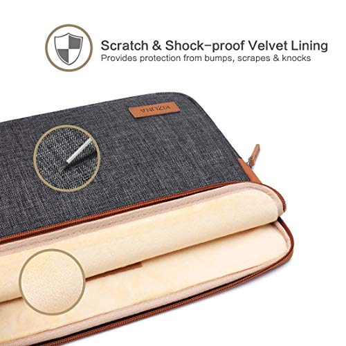 KIZUNA Notebook Tasche 12,5 Zoll Wasserdicht Laptop Hülle Für 13.3