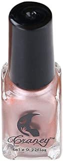 Generic Sexysheep 6Ml Mirror Effect Metallic Nail Polish Purple Rose Gold Silver Chrome Nail Art Varnish For Nails Manicure Lacquer Rose Gold