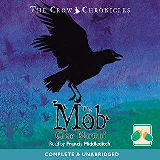 The Mob audiobook cover art