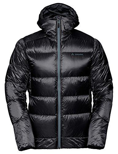 VAUDE Men's Kabru Hooded Jacket III - Chaqueta de plumón natural para deportes de montaña, Hombre,...